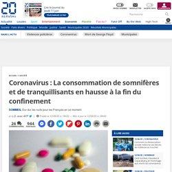 Coronavirus: La consommation de somnifères et de tranquillisants en hausse à la fin du confinement