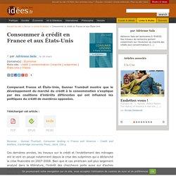 Consommer à crédit en France et aux États-Unis