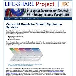 Consortial Models