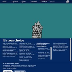 The sugar conspiracy