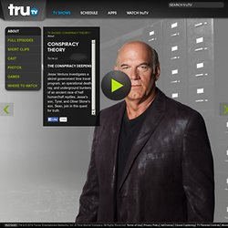 Conspiracy Theory On truTV