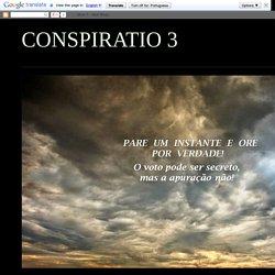 CONSPIRATIO 3: LULA SERVIA AOS MILITARES NA DITADURA? - As provas estão com Romeu Tuma Jr.