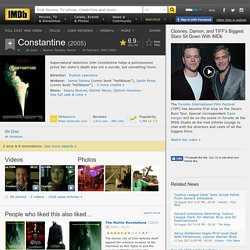 Constantine (2005