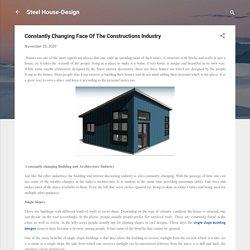 Benefits Of Single Slope Buildings