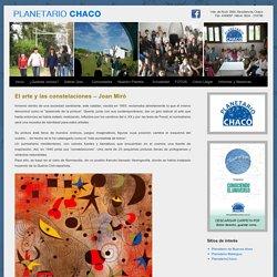 El arte y las constelaciones – Joan Miró