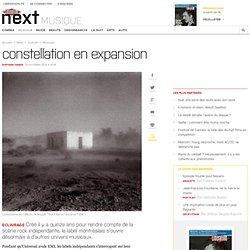 Constellation en expansion