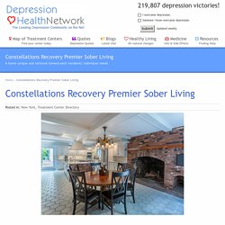 Constellations Recovery Premier Sober Living