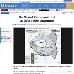 Politique : Un Grand Paris constituéavec la petite c