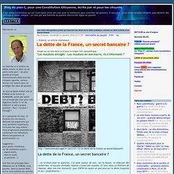 Les noms des gredins privés qui tiennent les rênes de la dette publique, comme on tient la bride d'un cheval dressé