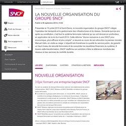 Soixante-quinze ans après la constitution de SNCF, la loi du 4 août 2014 rénove en profondeur le système ferroviaire national.