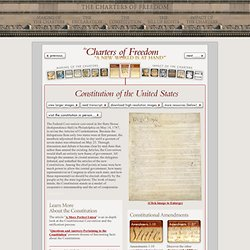 Constitution of the United States - Official