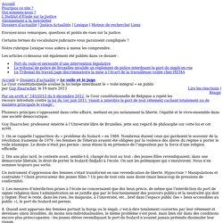 La Cour constitutionnelle avalise la loi belge interdisant le « voile intégral » en public - 2013