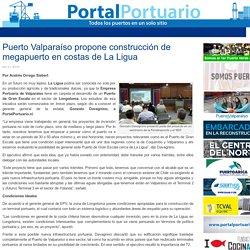 Puerto Valparaíso propone construcción de megapuerto en costas de La Ligua