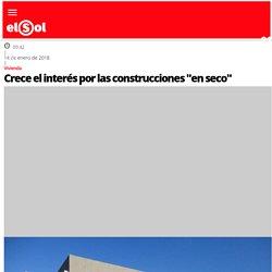 """Crece el interés por las construcciones """"en seco"""" - ElSol.com.ar - Diario de Mendoza, Argentina - El Sol Online"""