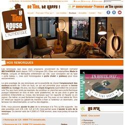 LA TINY HOUSE : 1er constructeur Français de Tiny Houses en France - Maison écologique sur roues - Habitat écologique - Ossature bois