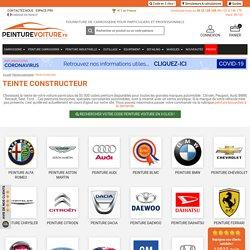 Peinture carrosserie constructeur : Renault, Peugeot, BMW... - Peinturevoiture.fr