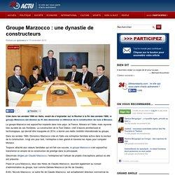 Groupe Marzocco : une dynastie de constructeurs