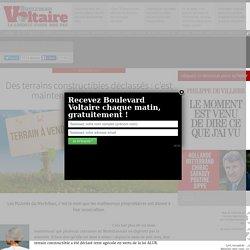 Des terrains constructibles déclassés : c'est maintenant dans le Morbihan