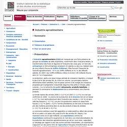 Industrie-IAA-Construction - Industrie agroalimentaire