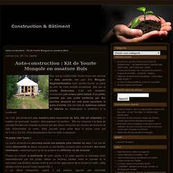 Construction & Bâtiment » autoconstruction