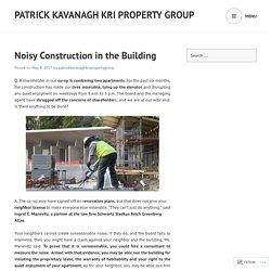 Patrick Kavanagh KRI Property Group