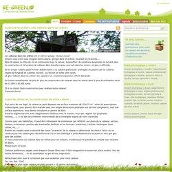 Auto-construction: une cabane dans les arbres