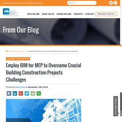 MEP BIM Stashing out Barriers in Construction