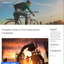 Complete Guide to Civil Construction Companies