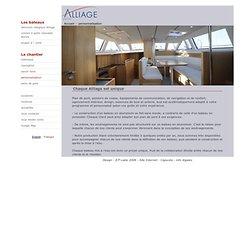 Construction de bateaux de grande croisiere en aluminium : chantier naval Alliage