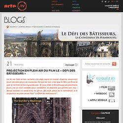Projet transmedia la cathédrale de Strasbourg