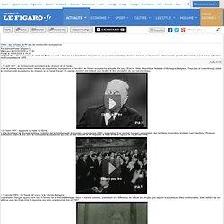 Vidéo : les archives de 60 ans de construction européenne