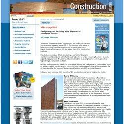 Construction Executive Magazine - Features