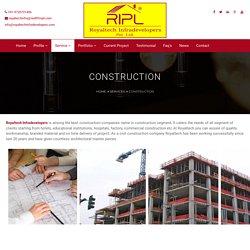 Construction Company NOIDA, Ghaziabad, Gurugram, Faridabad