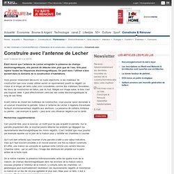 Construire avec l'antenne de Lecher - Autres partenaires - Partenaires de la construction