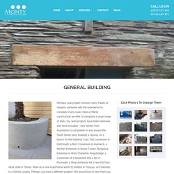 General Building Construction Service Providers in Kingsbridge, Dartmouth