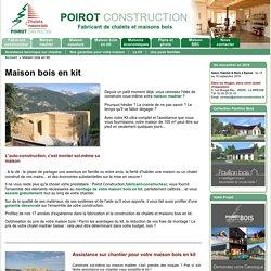 L'auto-construction: monter soi-même sa maison bois en kit