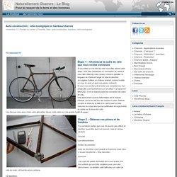 Auto-construction : vélo écologique en bambou/chanvre « Naturellement Chanvre : Le Blog
