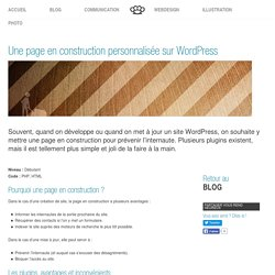 WordPress › Search for construction « WordPress Plugins
