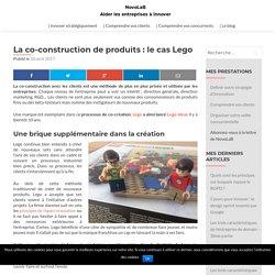 La co-construction de produits : le cas Lego
