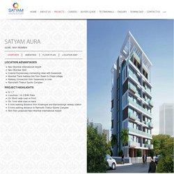 Looking for Luxurious Residential Flats In Navi Mumbai - Satyam Infra