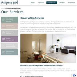 Commercial Renovation & Construction Company - Ampersand