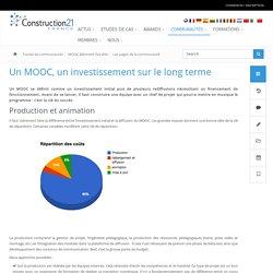 Construction21: Un MOOC, un investissement sur le long terme