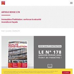 Article Revue 178 - Agence Qualité ConstructionAgence Qualité Construction