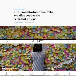 "IDEO's Sandy Speicher on Constructivism: The uncomfortable secret to creative success is ""disequilibrium"""