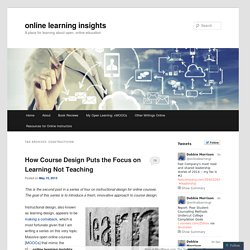 online learning insights