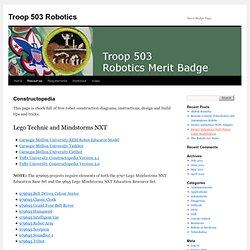Troop 503 Robotics