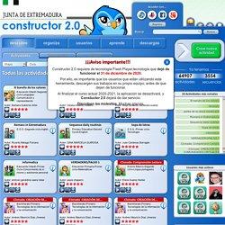 Constructor 2.0 - Descubre