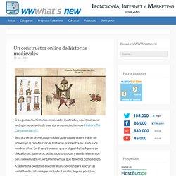 Un constructor online de historias medievales