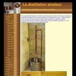 La distilation