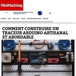 Comment construire un traceur Arduino artisanal et abordable